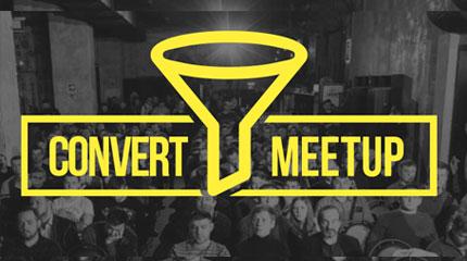 Convert Meetup 2019